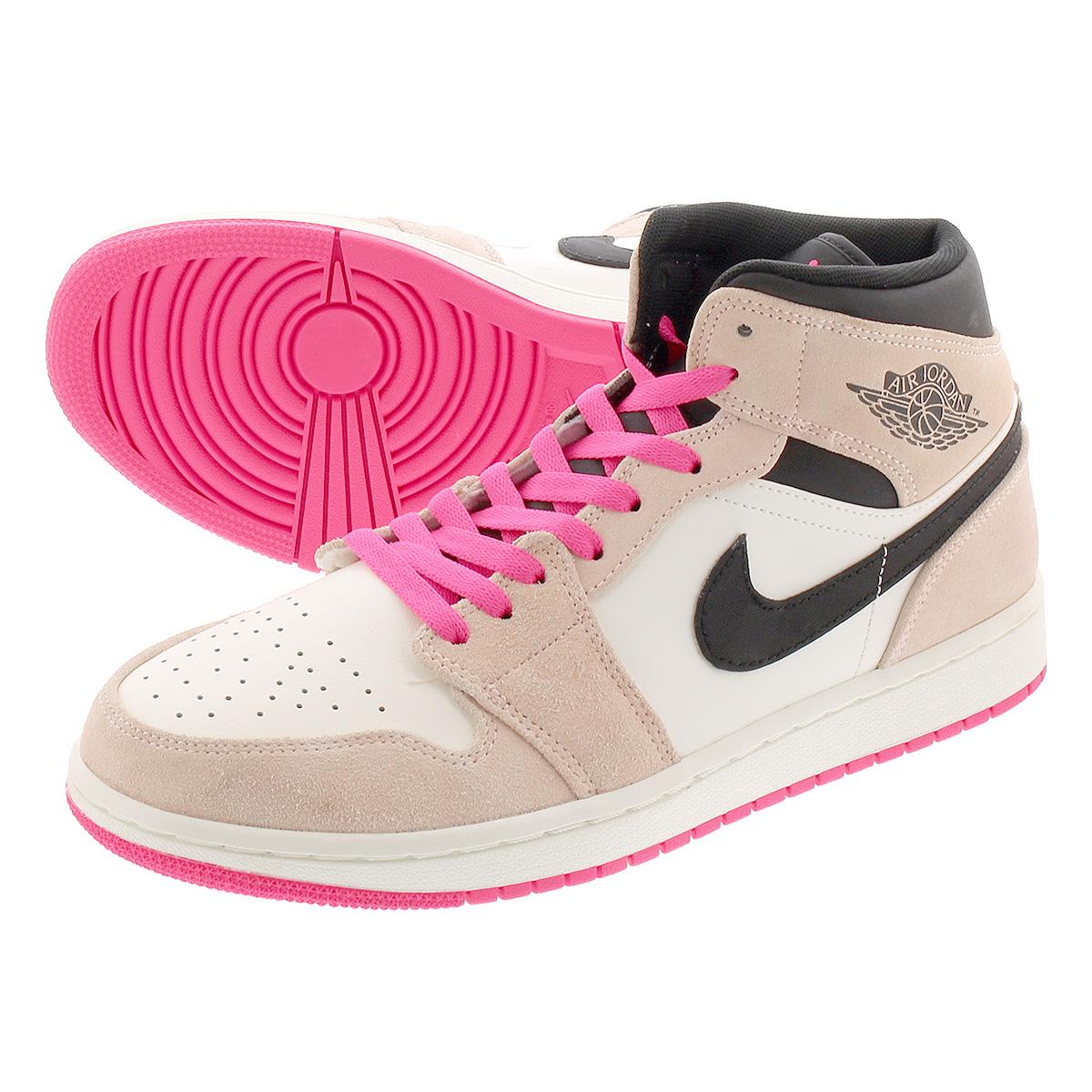 Nike Air Jordan 1 Mid SE Hyper Pink | 43einhalb Sneaker Store