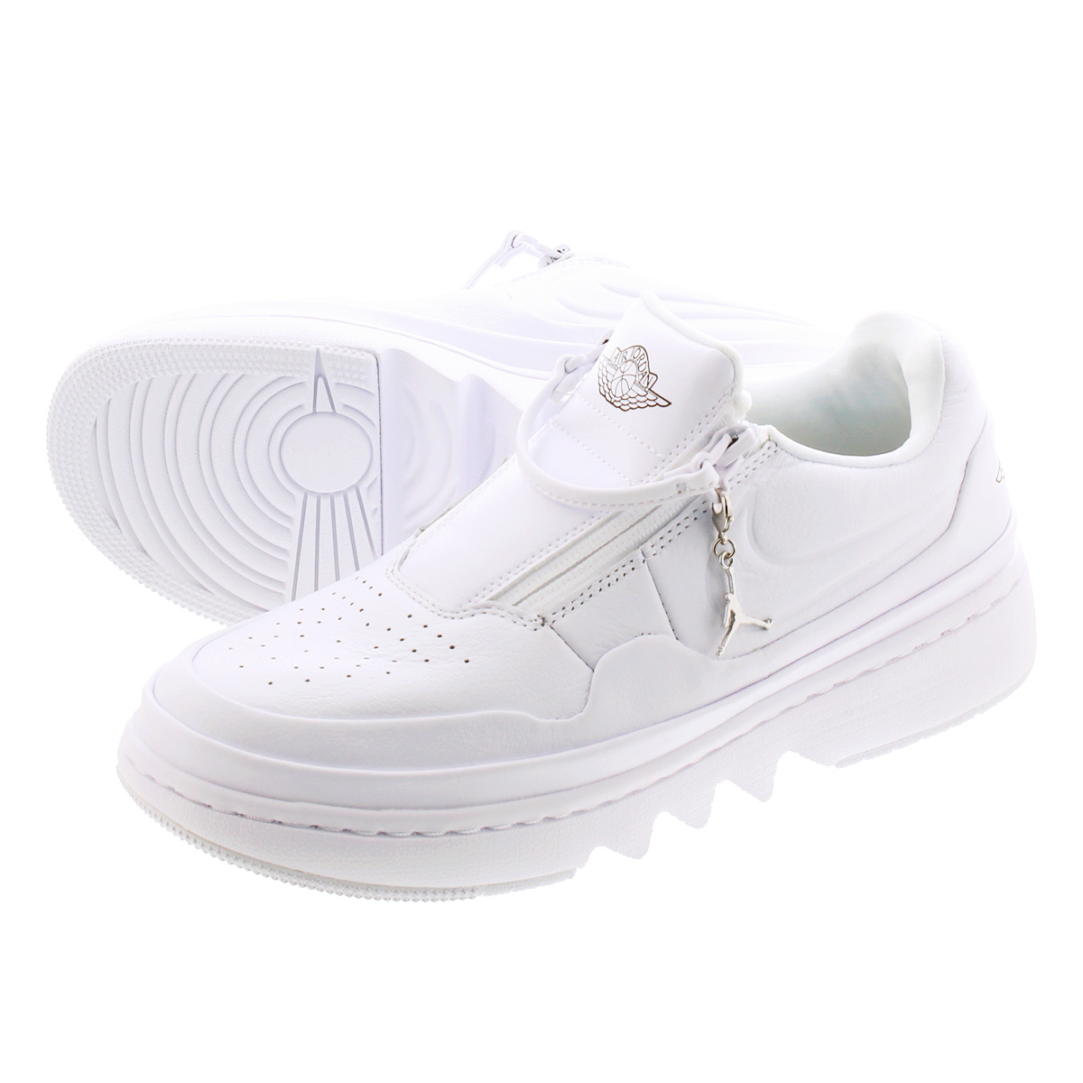 hot sale online 54697 6afa6 NIKE WMNS AIR JORDAN 1 JESTER XX LOW Nike women Air Jordan 1 Jester XX low  WHITE/BLACK/WHITE av4050-100