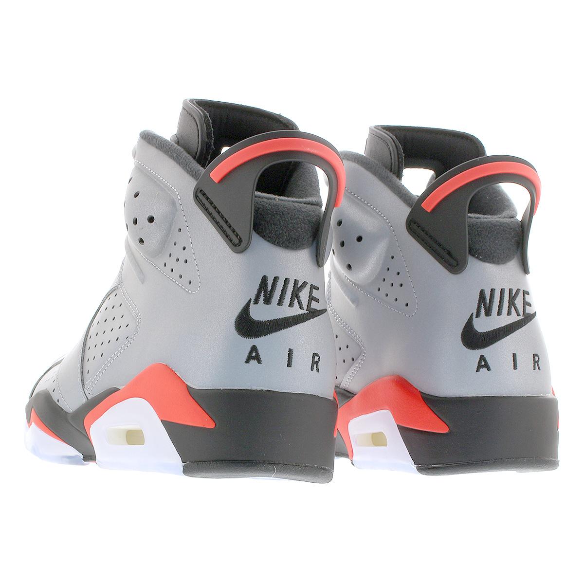 a98b0081cd4 ... NIKE AIR JORDAN 6 RETRO SP Nike Air Jordan 6 nostalgic SP REFLECT  SILVER/INFRARED ...