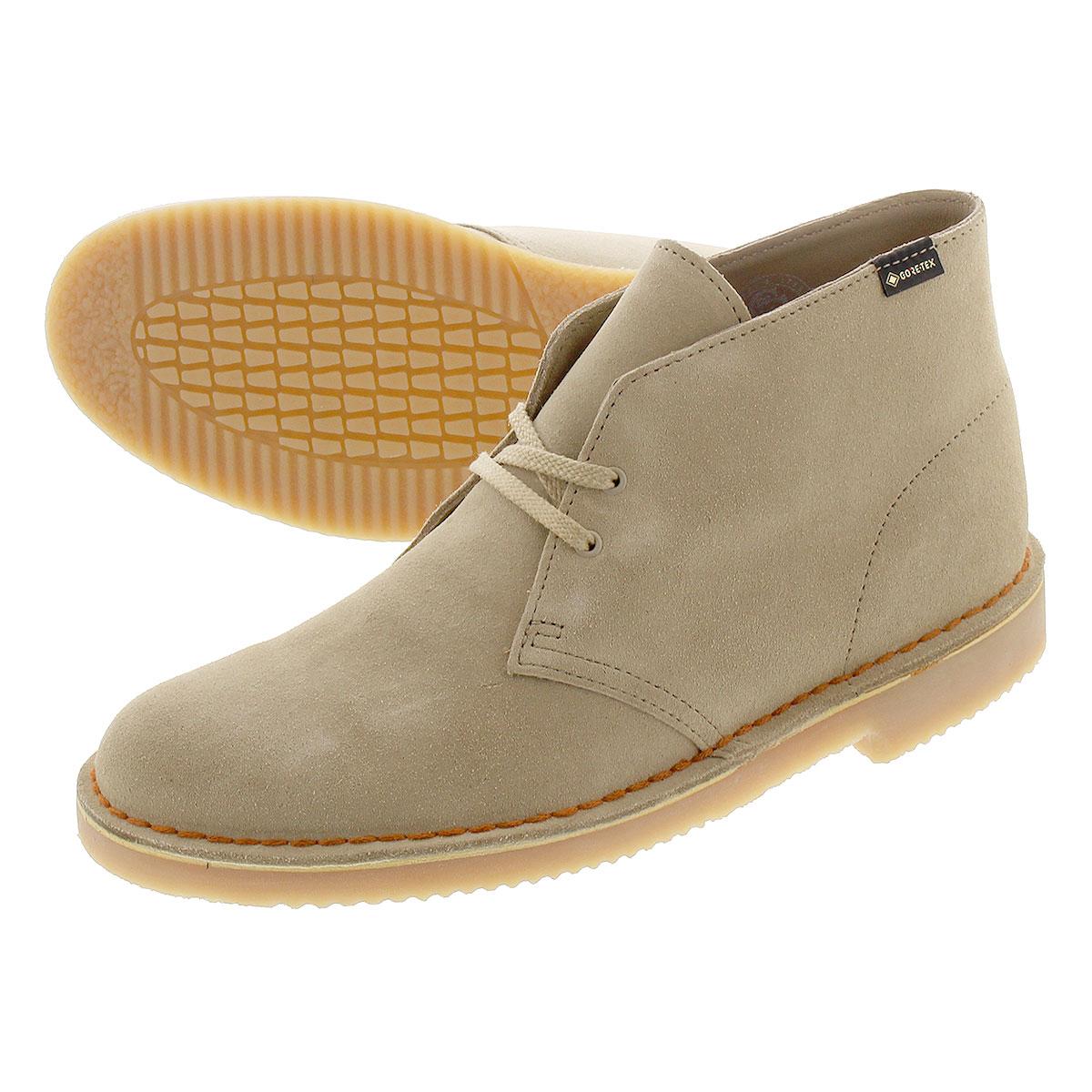 cheapest price new list aliexpress CLARKS DESERT BOOT GTX kulaki desert boots Gore-Tex SAND SUEDE 26144250