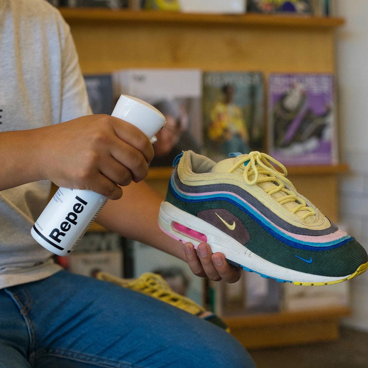 防水スプレー JASON MARKK REPEL SPRAY ジェイソンマーク リペル スプレー 5.4oz. 159.7ml