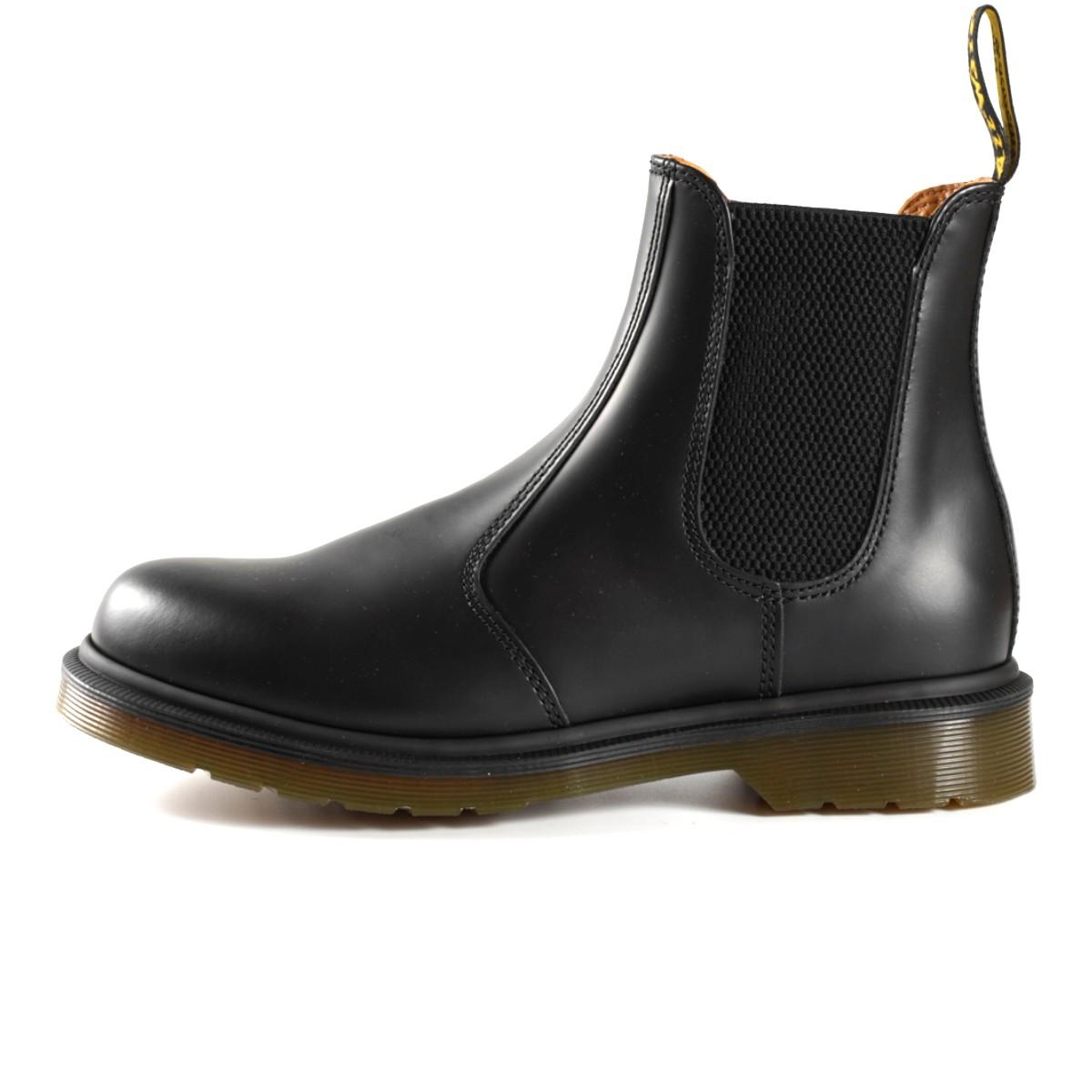 dr martens no lace boots