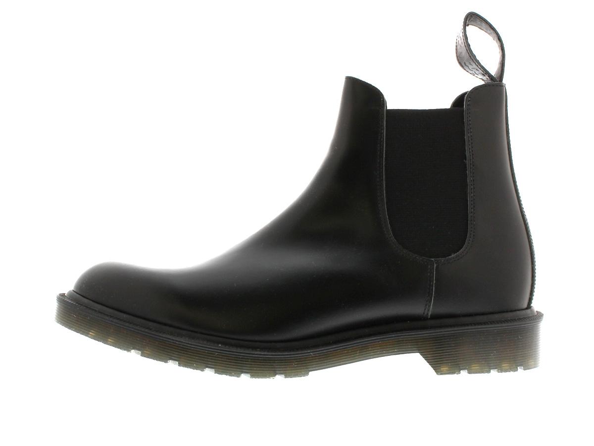 Dr.Martens 格雷姆切尔西启动 401 马滕斯格雷姆切尔西靴子黑色