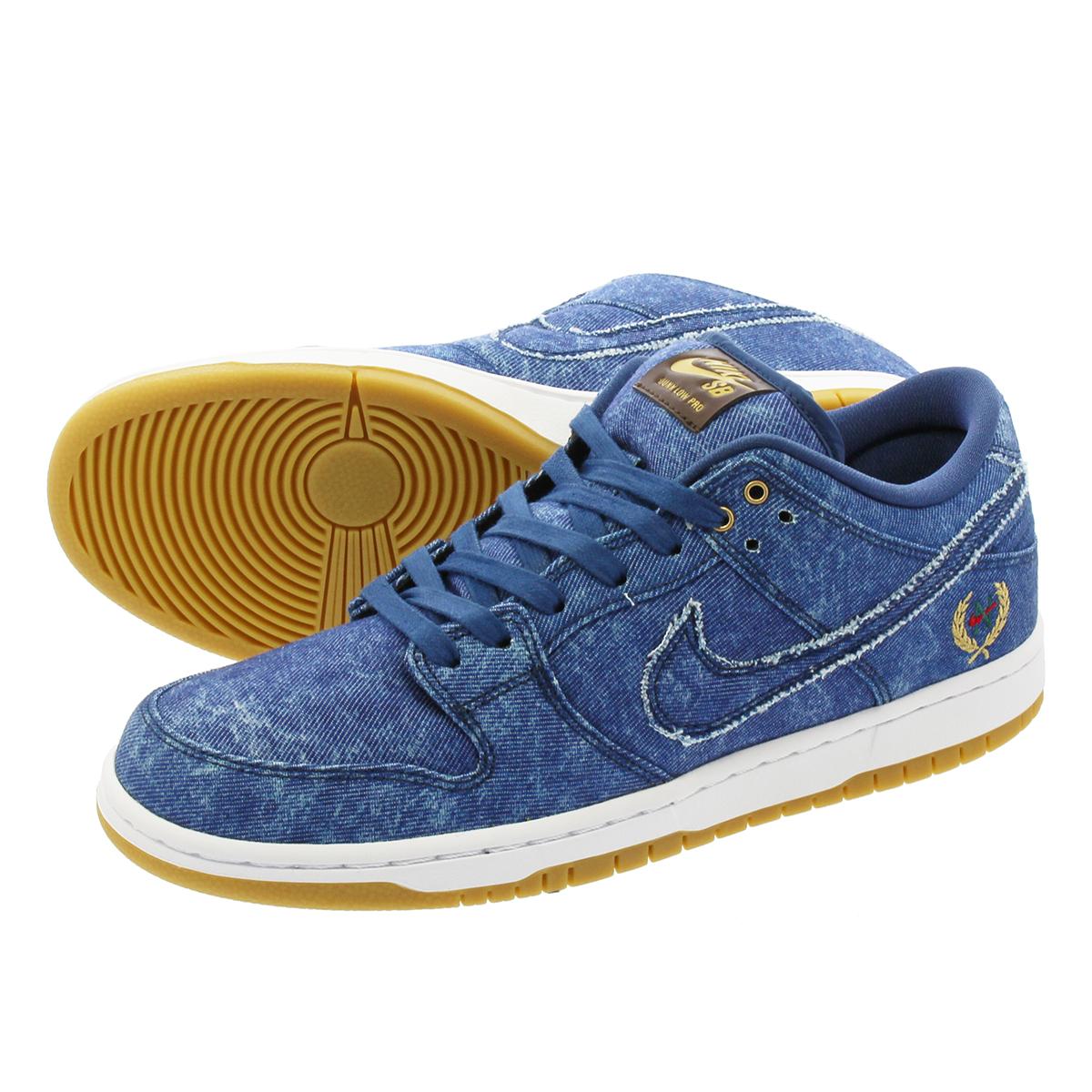 online retailer 5d0ff 030ea NIKE SB DUNK LOW TRD QS Nike SB dunk low TRD QS UTILITY BLUE/WHITE/GUM  LIGHT BROWN
