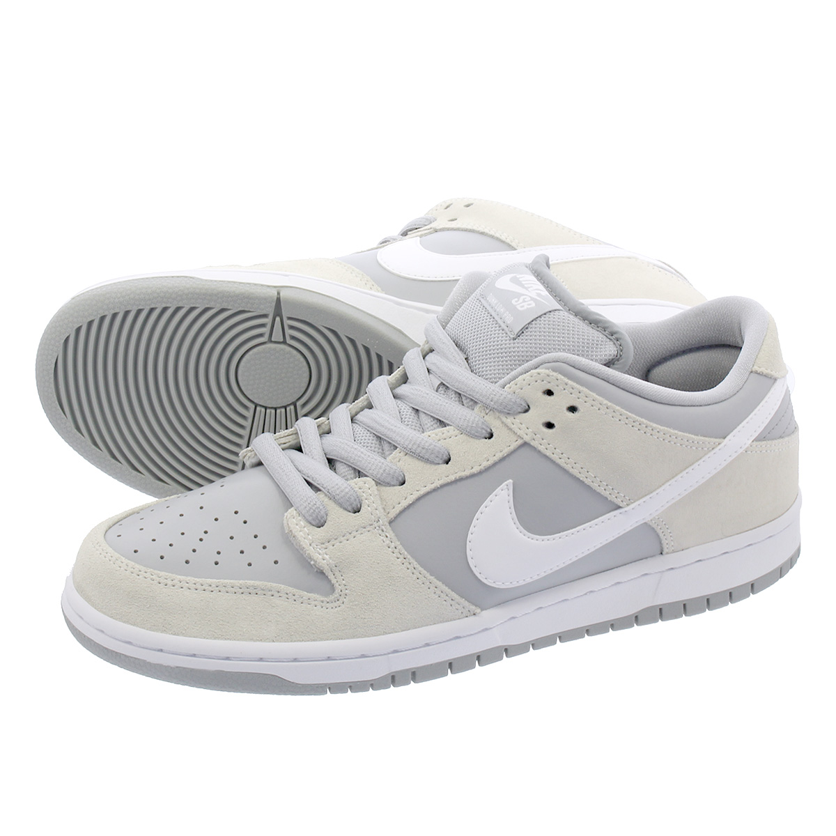 best sneakers 6ea2f 5007d NIKE SB DUNK LOW TRD Nike SB dunk low TRD SUMMIT WHITE WHITE WOLF GREY  ar0778-110