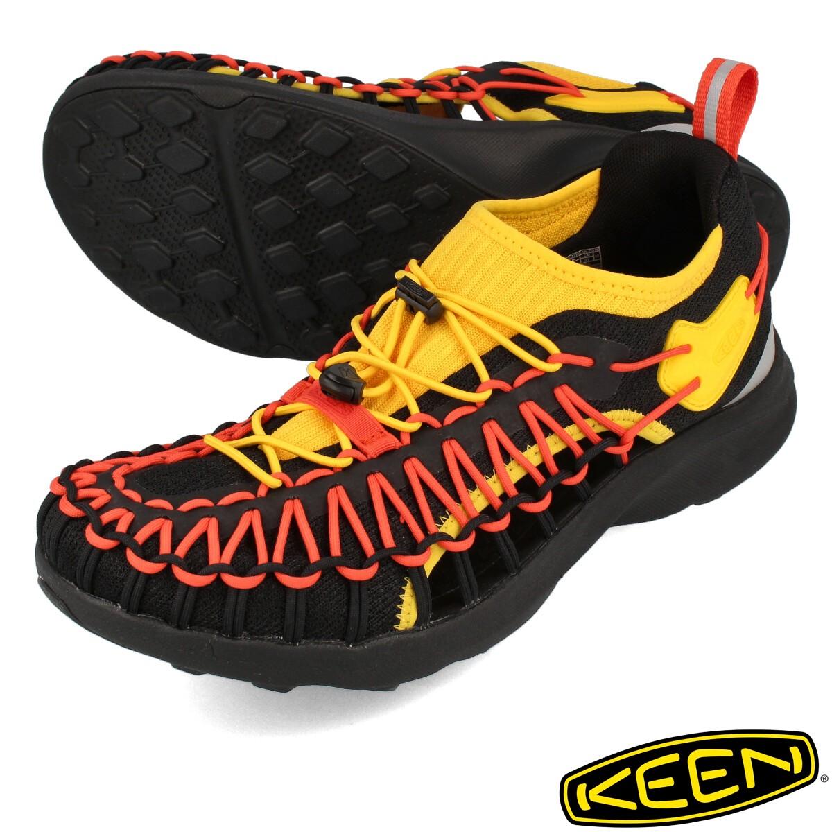 送料無料 KEEN SEAL限定商品 キーン TIMAI ティマイ スニーカー 靴 メンズ ハイキング アウトドア 登山 イエロー 黄色 水 SNK MEN B.E.A.R スニーク 3月17日 メン THE 1024680 スーパーSALE セール期間限定 P ユニーク 発売 UNEEK