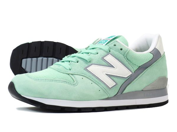 NEW BALANCE M996CPS 【PISTACHIO】【MADE in U.S.A.】 ニューバランス M 996 CPS MINT GREEN