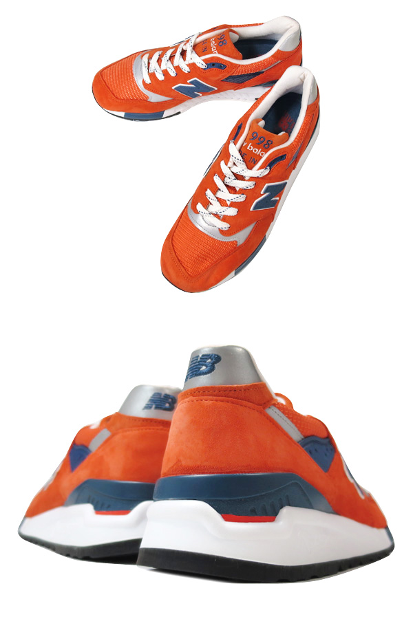 新平衡 M998CTL 新平衡 M 998 CTL 橙色/海军