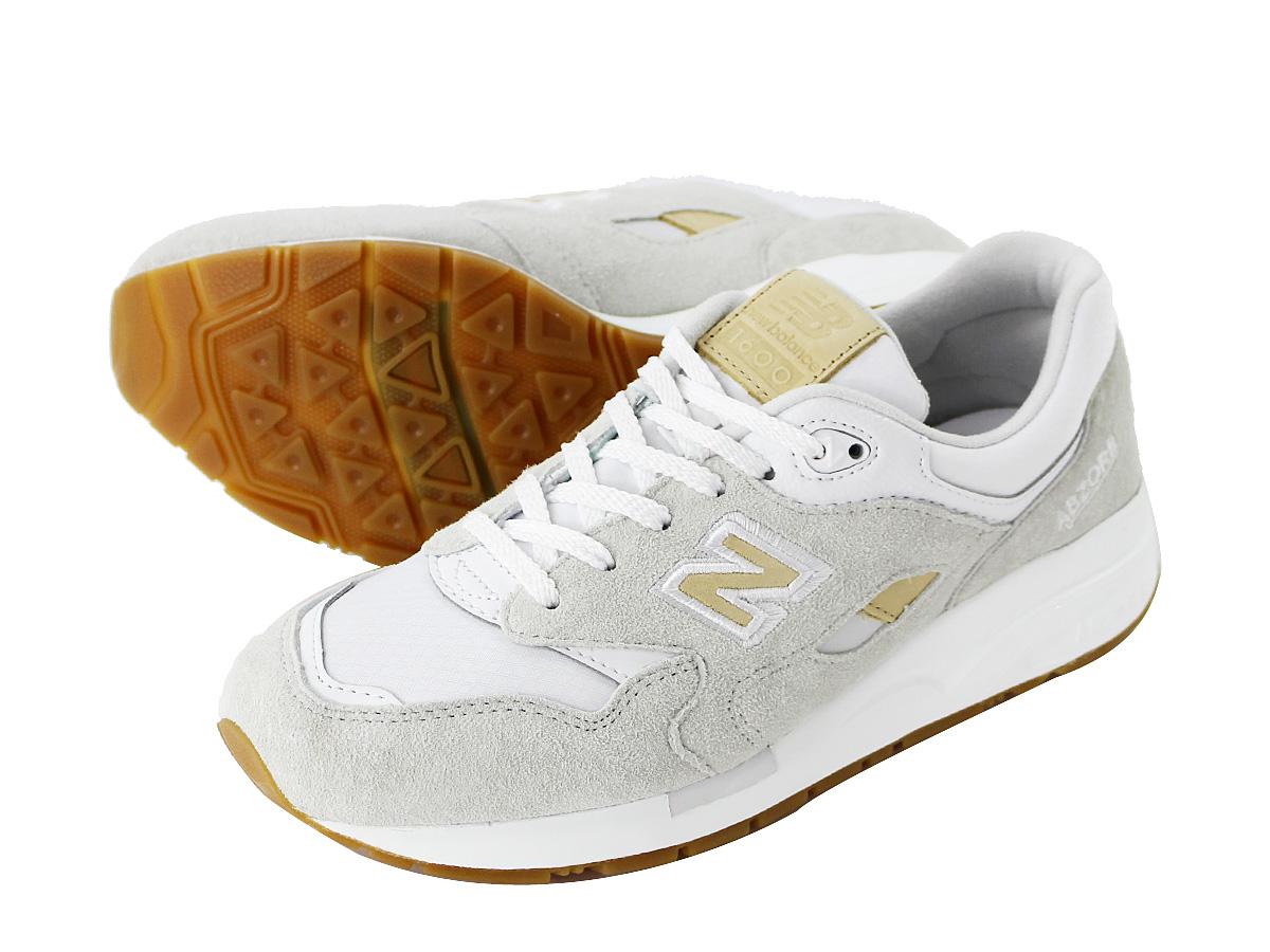 sale retailer 12e1a 11725 NEW BALANCE CM1600FB New Balance CM 1600 FB WHITE/TAN