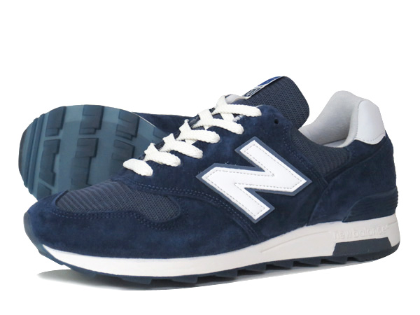 NEW BALANCE M1400CSE NAVY/WHITE 【MADE IN U.S.A】