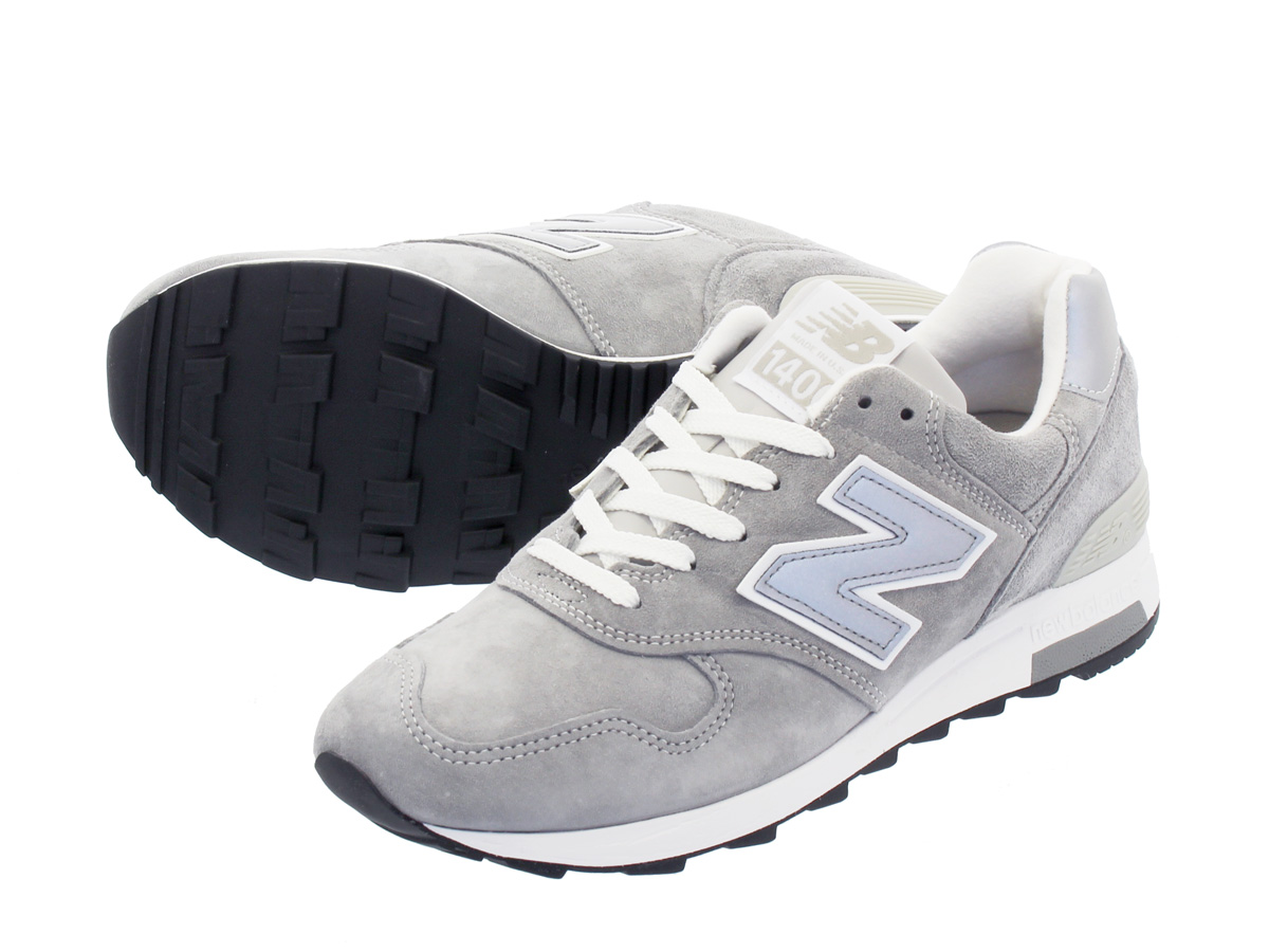 NEW BALANCE M1400JGY 【MADE IN U.S.A】 【Dワイズ】 ニューバランス M 1400 JGY GREY