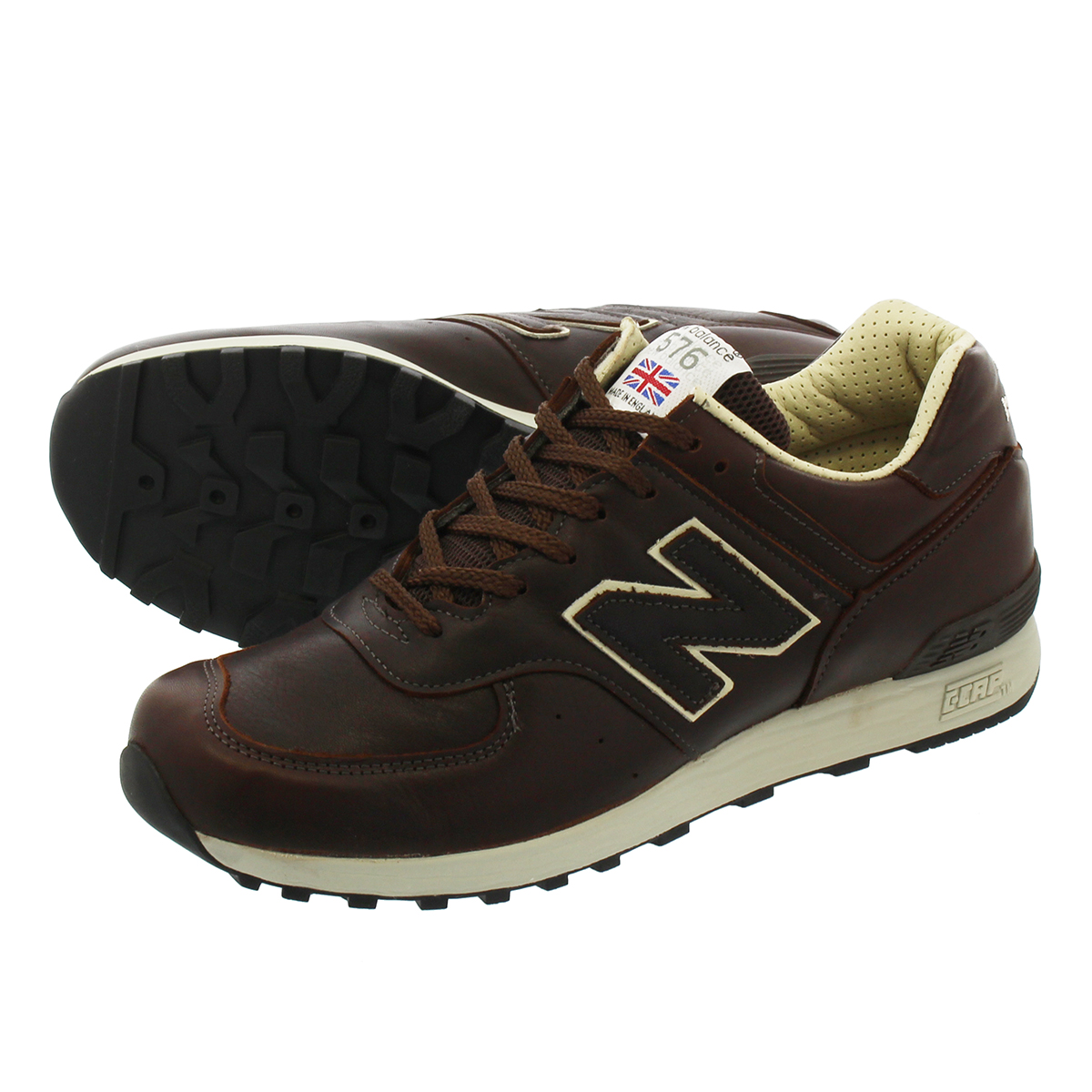 NEW BALANCE M576CBB 【Made in England】 ニューバランス M 576 CBB BROWN/BEIGE