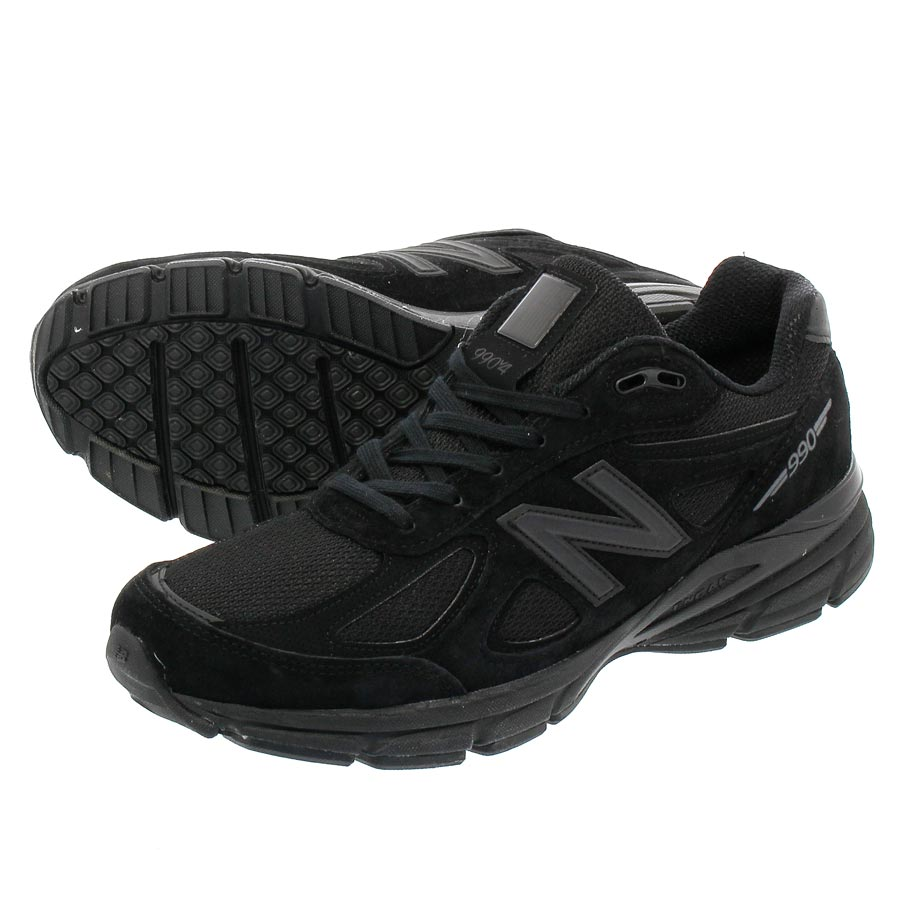 NEW BALANCE M990BB4 【MADE IN U.S.A.】 ニューバランス M990BB4 BLACK