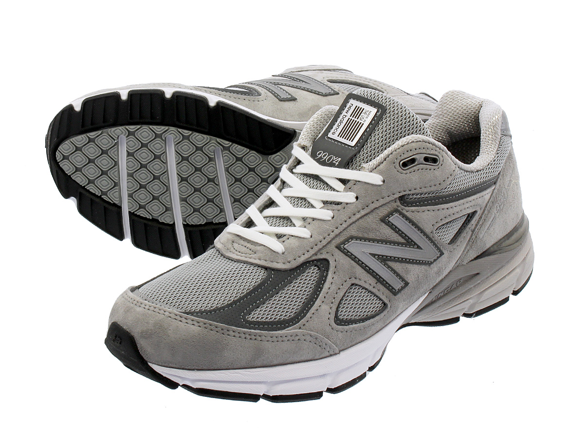 NEW BALANCE M990GL4 【MADE IN U.S.A】 ニューバランス M990 GL4 GRAY