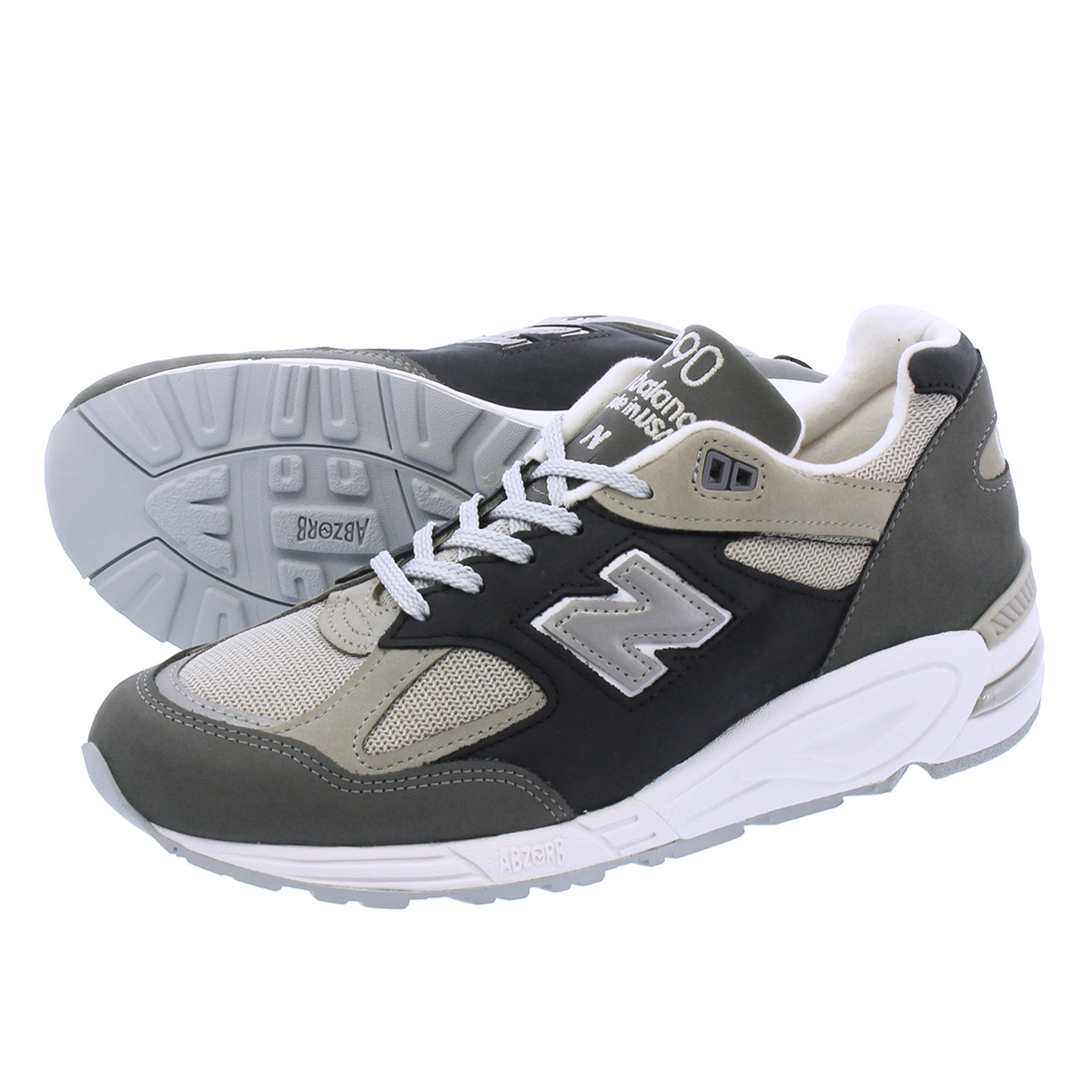 NEW BALANCE M990XG2 【MADE IN U.S.A】 ニューバランス M990XG2 GRAY