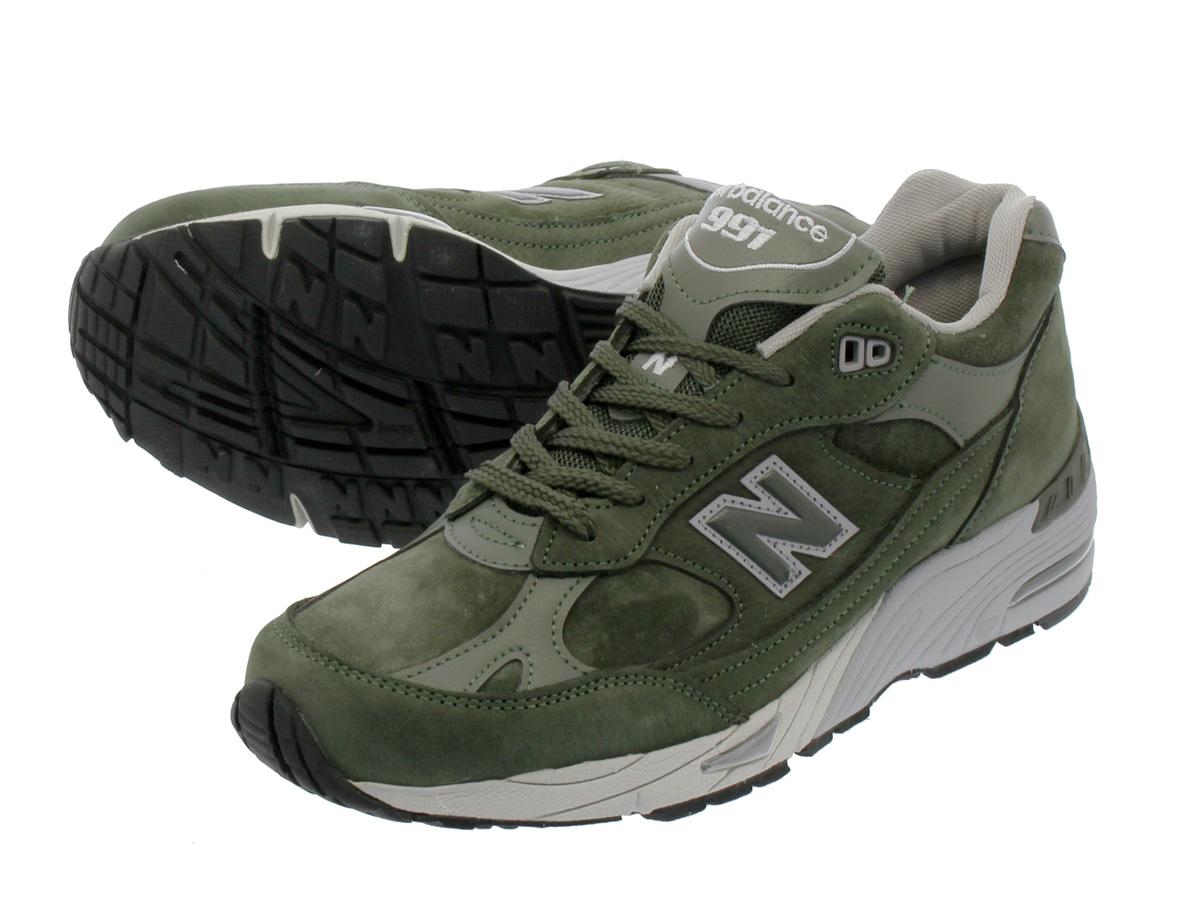 new balance 991 verde