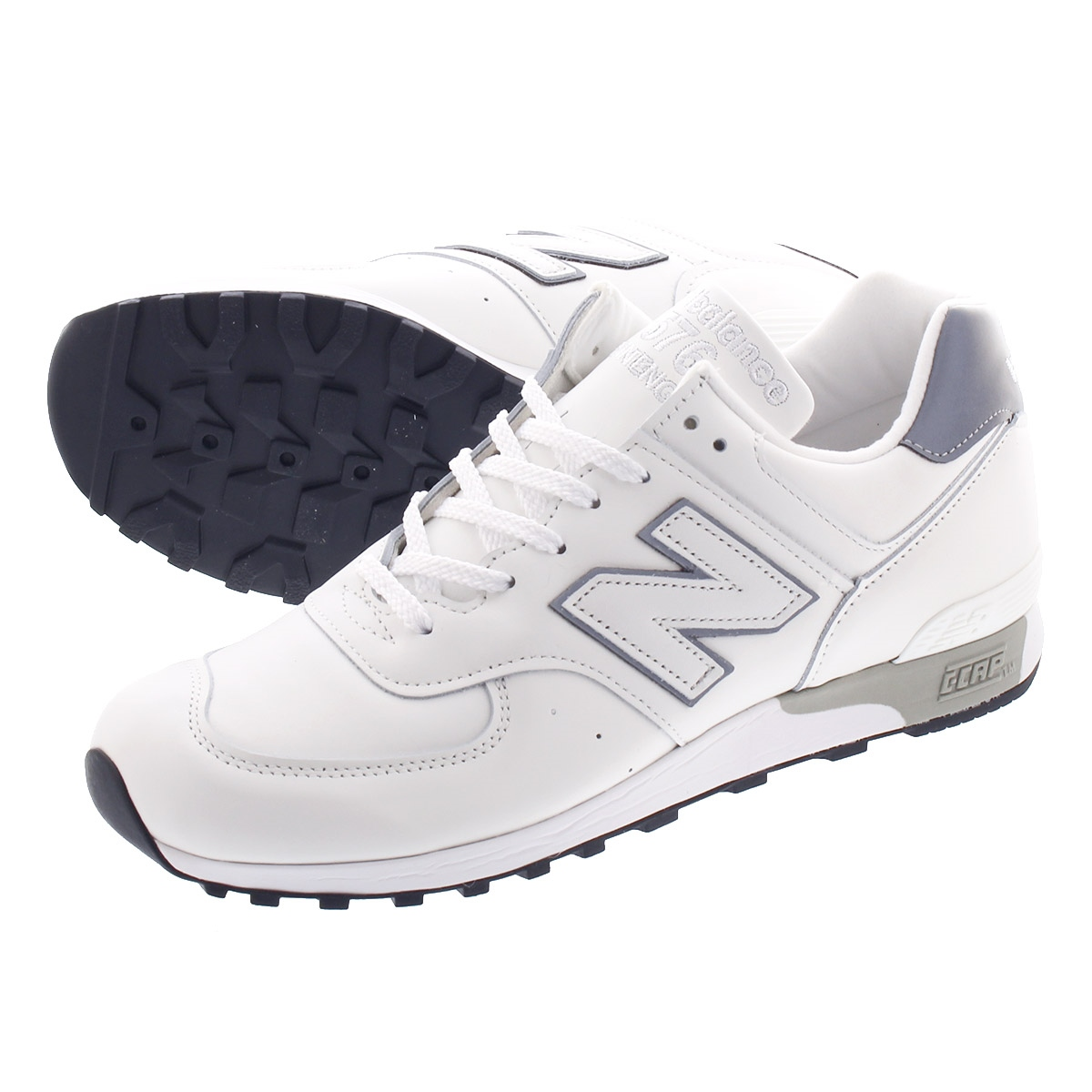 online store 7264f 5788f NEW BALANCE M576WWL New Balance M 576 WWL WHITE