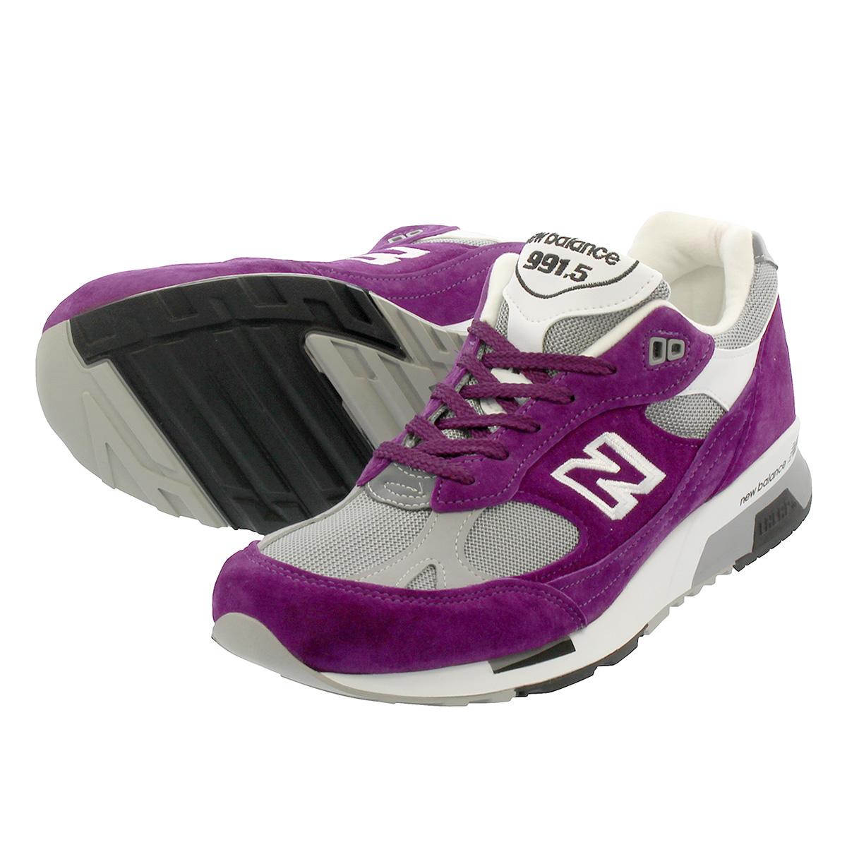 【お買い物マラソンSALE】 NEW BALANCE M9915CC 【MADE in U.K】 【Dワイズ】 ニューバランス M9915CC PURPLE/GRAY