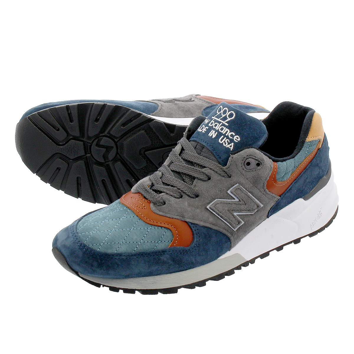 8c1637a700504 LOWTEX PLUS: NEW BALANCE M999JTC New Balance M 999 JTC BLUE/GREY | Rakuten  Global Market