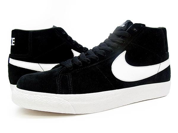 NIKE BLAZER SB Nike Blazer SB BLACK/WHITE