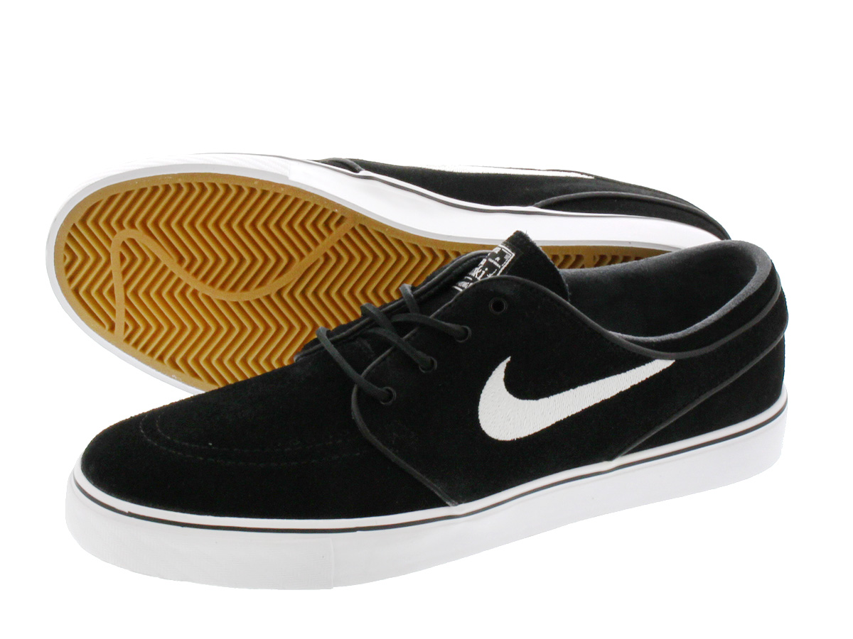 NIKE SB ZOOM STEFAN JANOSKI OG Nike zoom Stefan janoski OG BLACK/WHITE/GUM  LIGHT BROWN