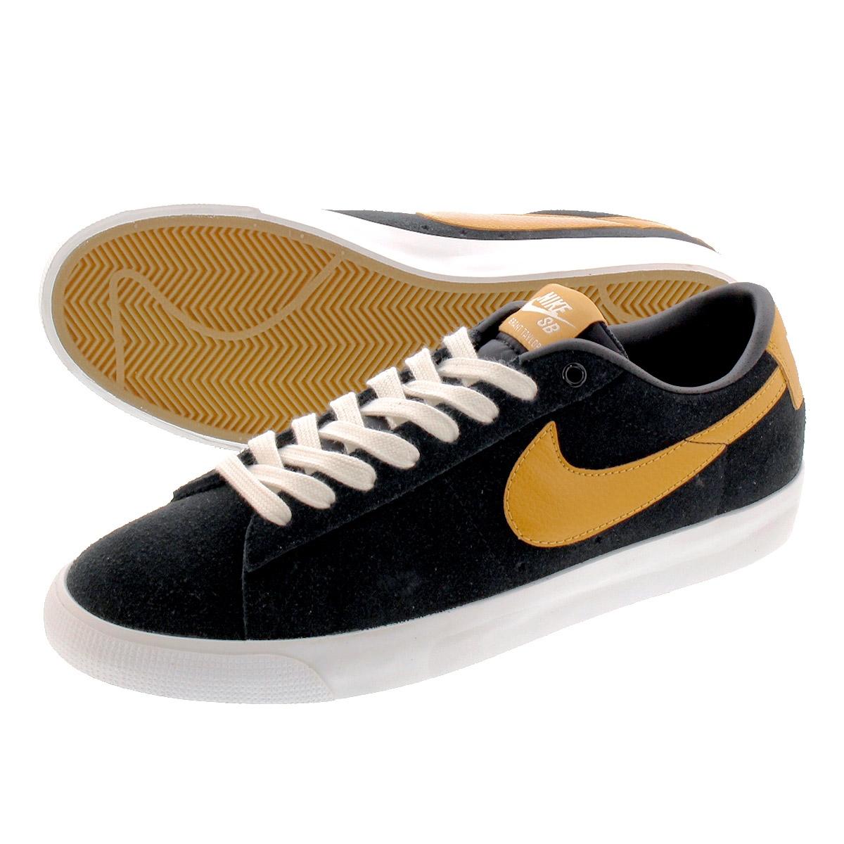 sports shoes e738a d1a20 NIKE SB BLAZER LOW GT Nike SB blazer low GT BLACK/WHEAT/SUMMIT WHITE  704,939-004