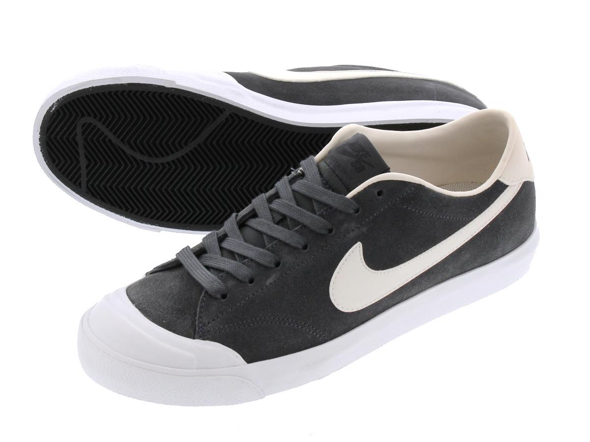 online retailer c032f af4da NIKE SB ZOOM ALL COURT CK Nike SB oar coat CK ANTHRACITE PHANTOM WHITE BLACK  806,306-001