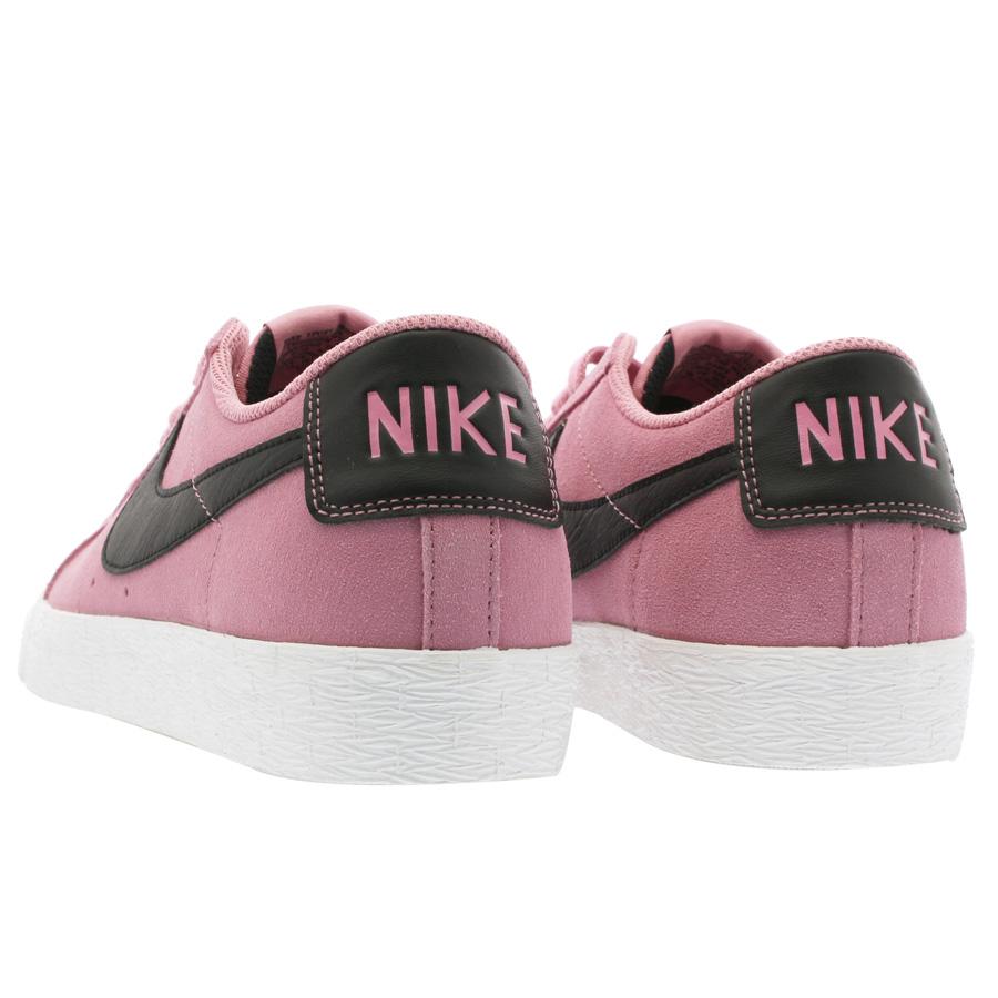 new style 91531 429a2 NIKE SB BLAZER ZOOM LOW Nike SB blazer zoom low ELEMENTAL PINK BLACK SUMMIT  WHITE 864,347-600