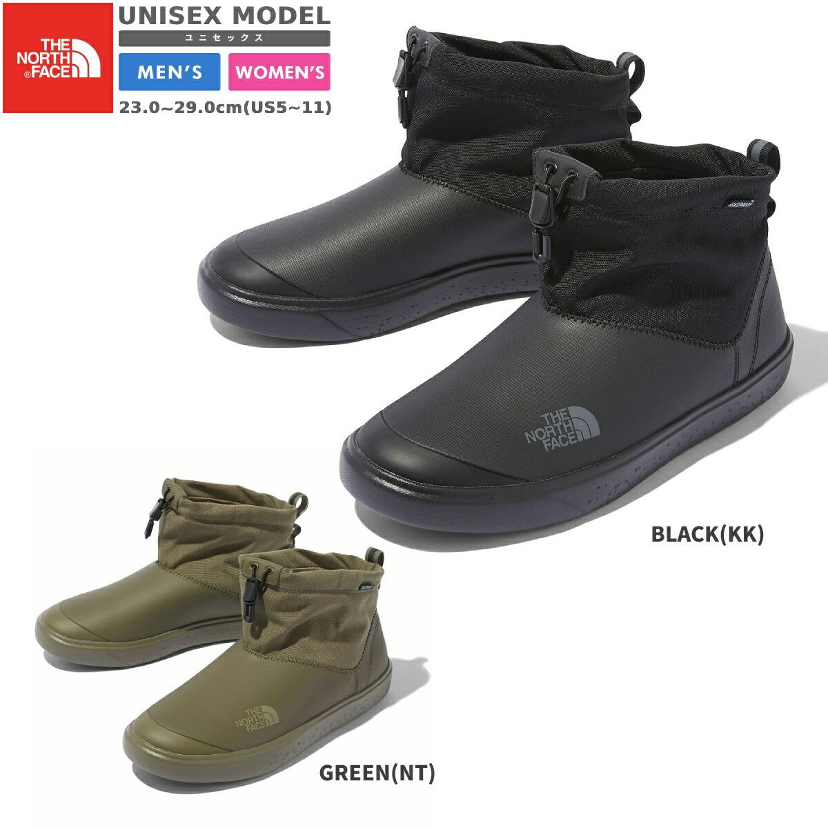 送料無料 THE NORTH FACE ザ ノースフェイス スニーカー 靴 ブーツ 防水 アウトドア フェス メンズ レディース 23.0~29.0cm ノース BOOTIE キャンプ ベース フェイス WP nf52142 ブーティー SHORT 2020A W新作送料無料 BASE ショート CAMP セール特価