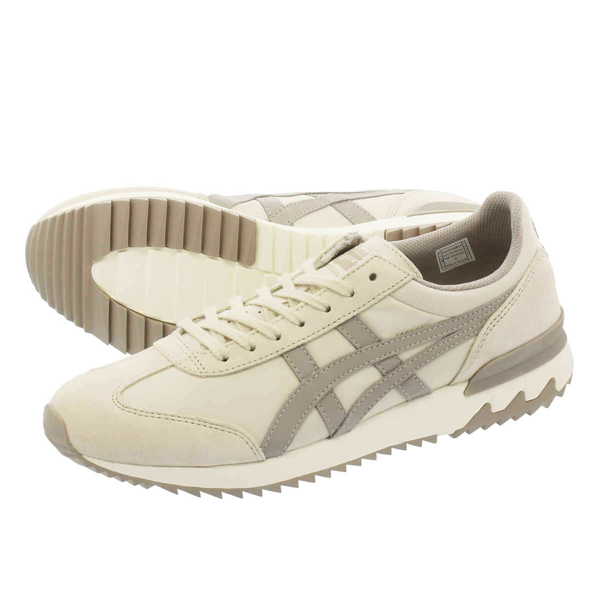 Onitsuka Tiger CALIFORNIA 78 EX オニツカタイガー カリフォルニア 78 EX OATMEAL/MOON ROCK 1183a194-250