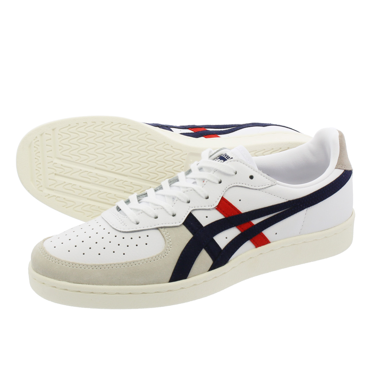 Onitsuka Tiger GSM オニツカタイガー ジーエスエム WHITE/PEACOAT th5k2y-100