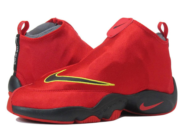 NIKE ZOOM FLIGHT THE GLOVE 【GARY PAYTON】 ナイキ ズーム フライト ザ グローブ RED/BLACK 616772-600