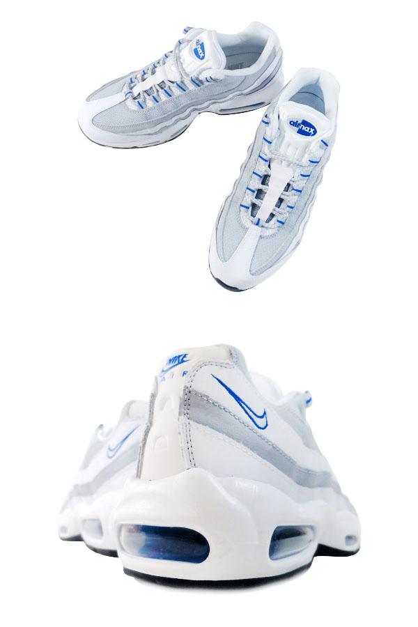 air max 95 hyper cobalt white