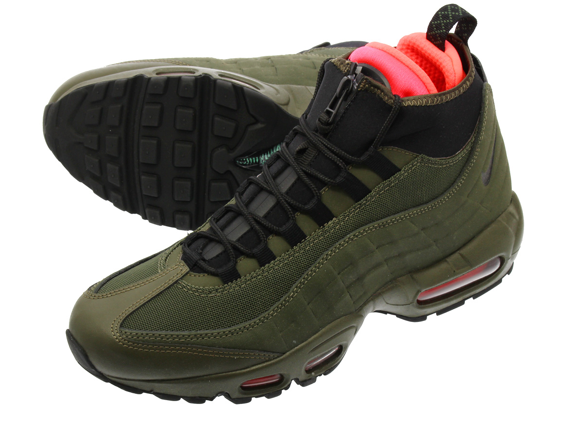 watch 40002 98293 reduced nike air max 95 sneakerboot green island e2189 bdc0e