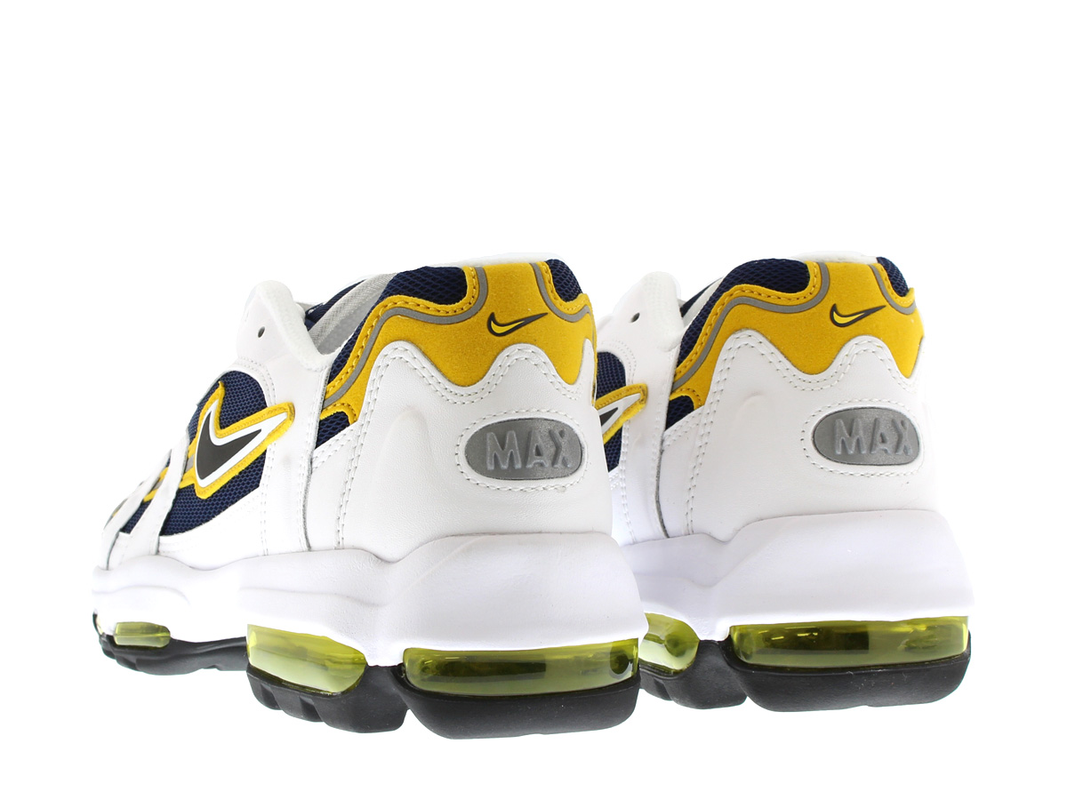 耐克空气马克斯 96年二 XX 耐克空气马克斯 96年二 XX 白/海军/黄