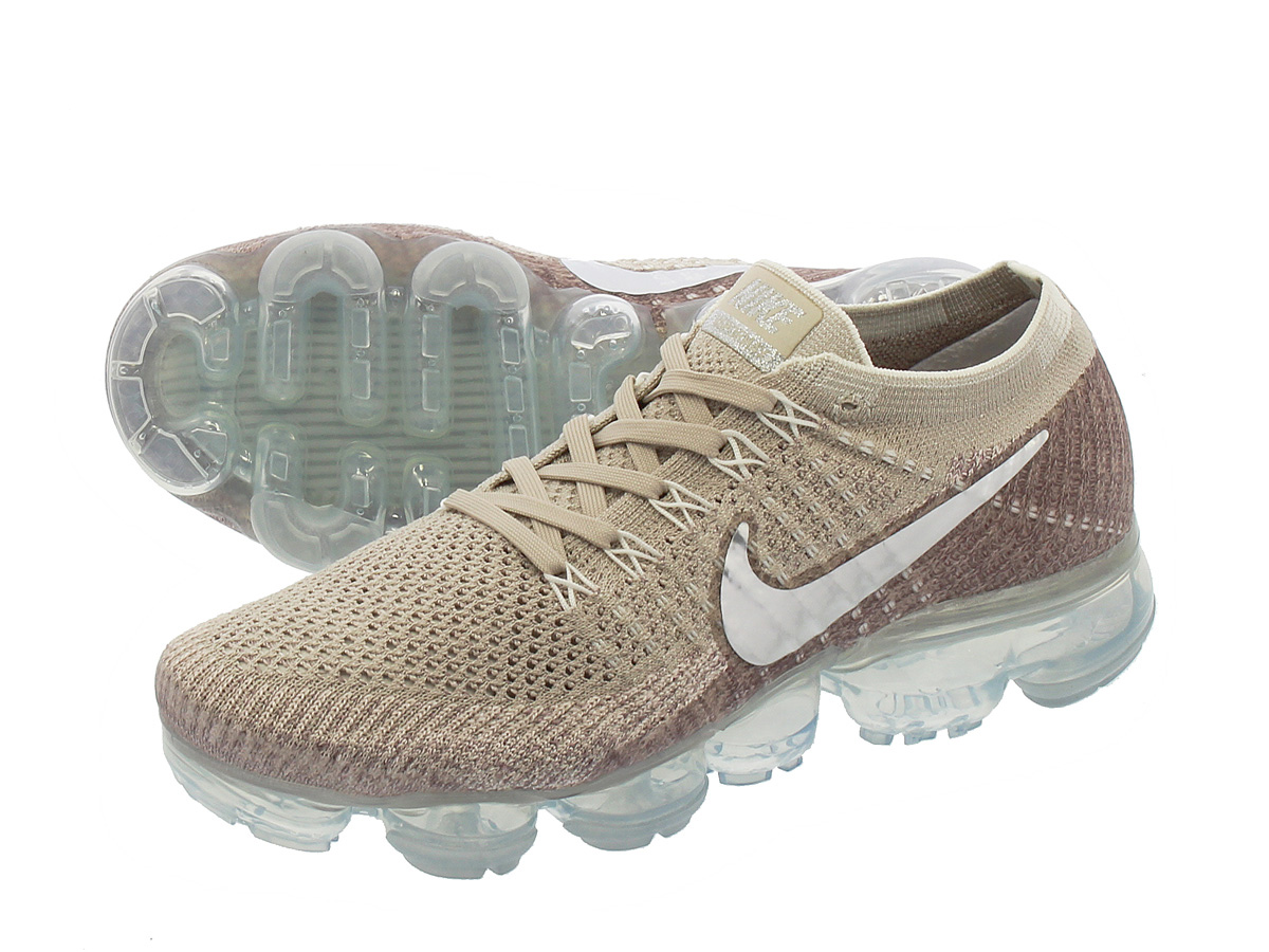 896262aea41aa LOWTEX PLUS: NIKE WMNS AIR VAPORMAX FLYKNIT Nike women vapor max fried food  knit STRING CHROME/SUNSET GLOW 849,557-202 | Rakuten Global Market