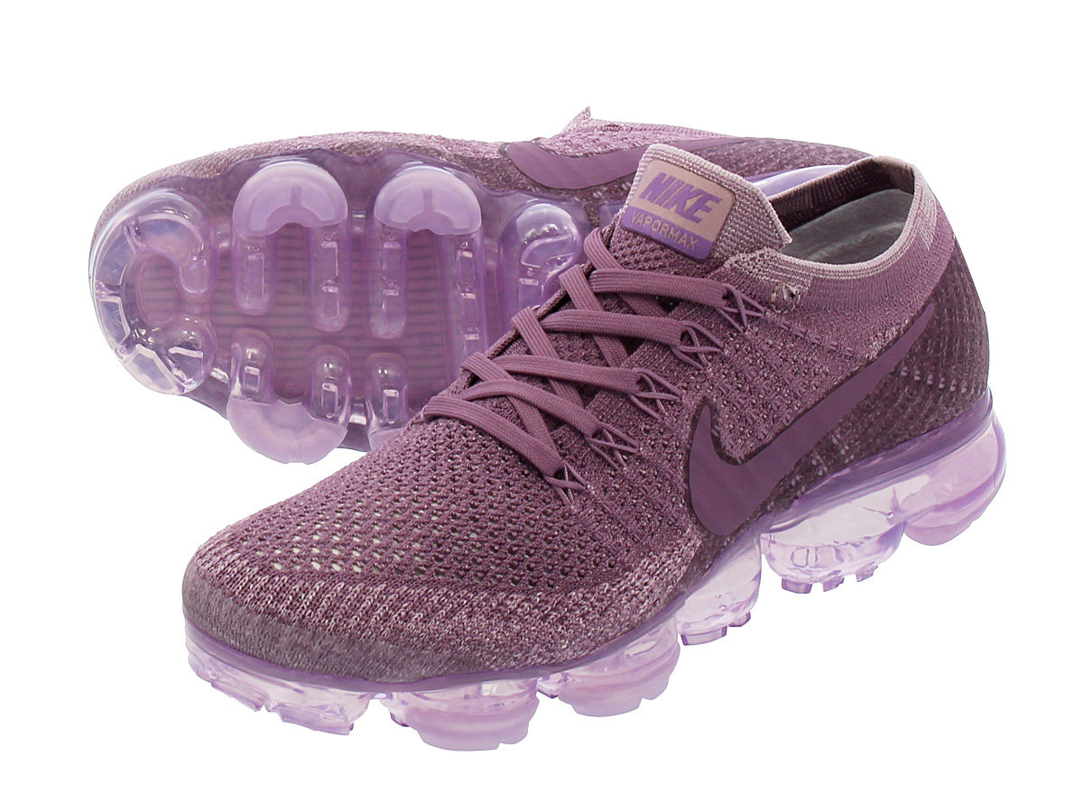 6f62577f1454 NIKE WMNS AIR VAPORMAX FLYKNIT Nike women vapor max fried food knit VIOLET  DUST PLUM FOG 849