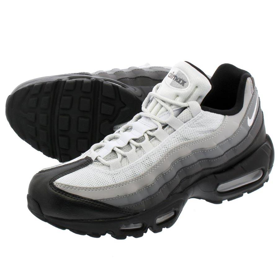 Nike Air Max 95 Essential BlackDark Grey Cool Grey White 749766 022