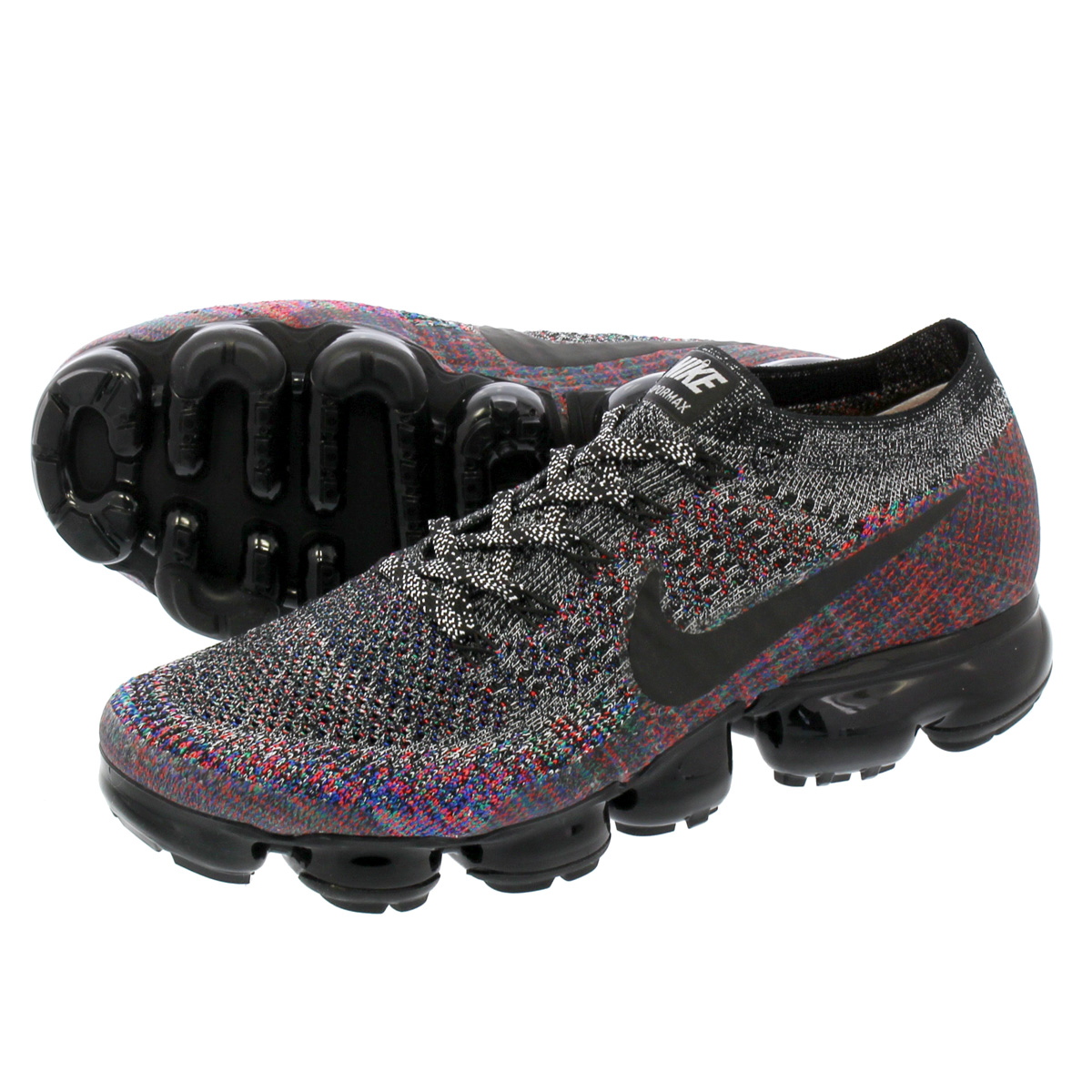 NIKE WMNS AIR VAPORMAX FLYKNIT CNY 【CHINESE NEW YEAR】 ナイキ ヴェイパー マックス フライニット CNY BLACK/MULTI COLOR 849557-016