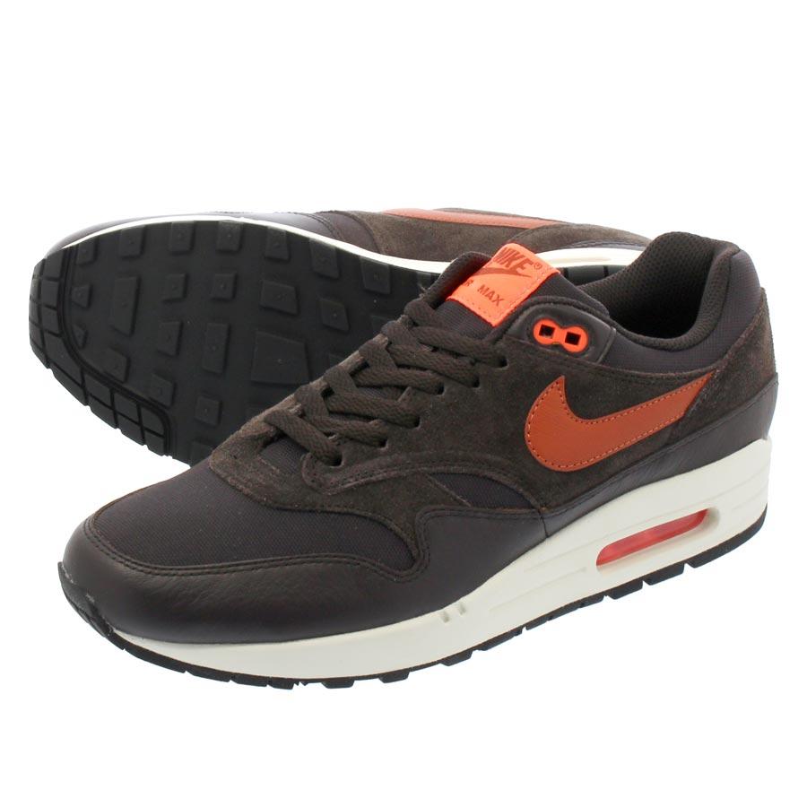 Nike Air Max 1 Premium Dark Brown 875844 202  875844 202