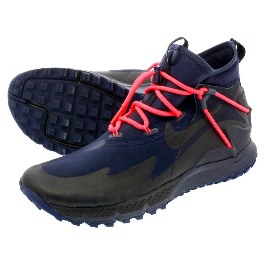 huge discount 5b1f2 4a82e NIKE TERRA SERTIG BOOT Nike terra cell tyg boots DARK OBSIDIAN SOLAR  RED BLACK