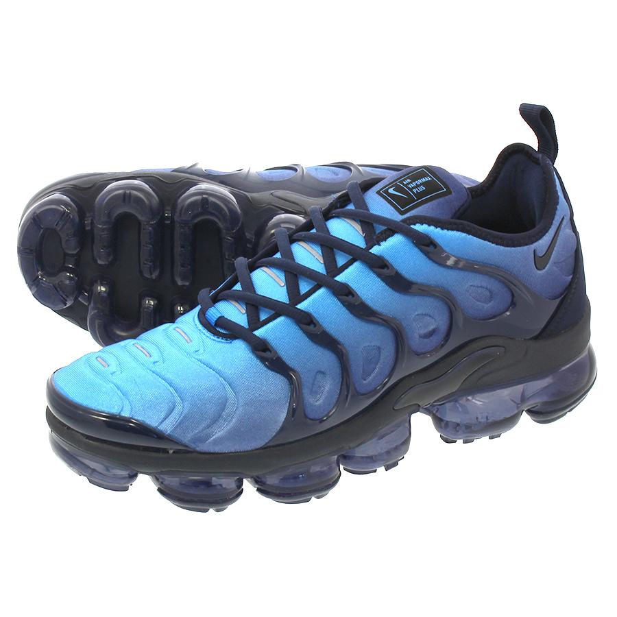 new product 9d596 2cd8e NIKE AIR VAPORMAX PLUS Nike vapor max plus OBSIDIANPHOTO BLUEBLACK