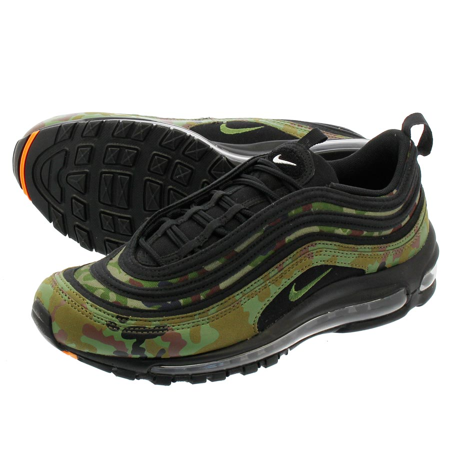 NIKE AIR MAX 97 PREMIUM 【GLOBAL FORCE】 ナイキ エア マックス 97 プレミアム SE PALE OLIVE/SAFARI/LIGHT CHOCOLATE/BLACK aj2614-203
