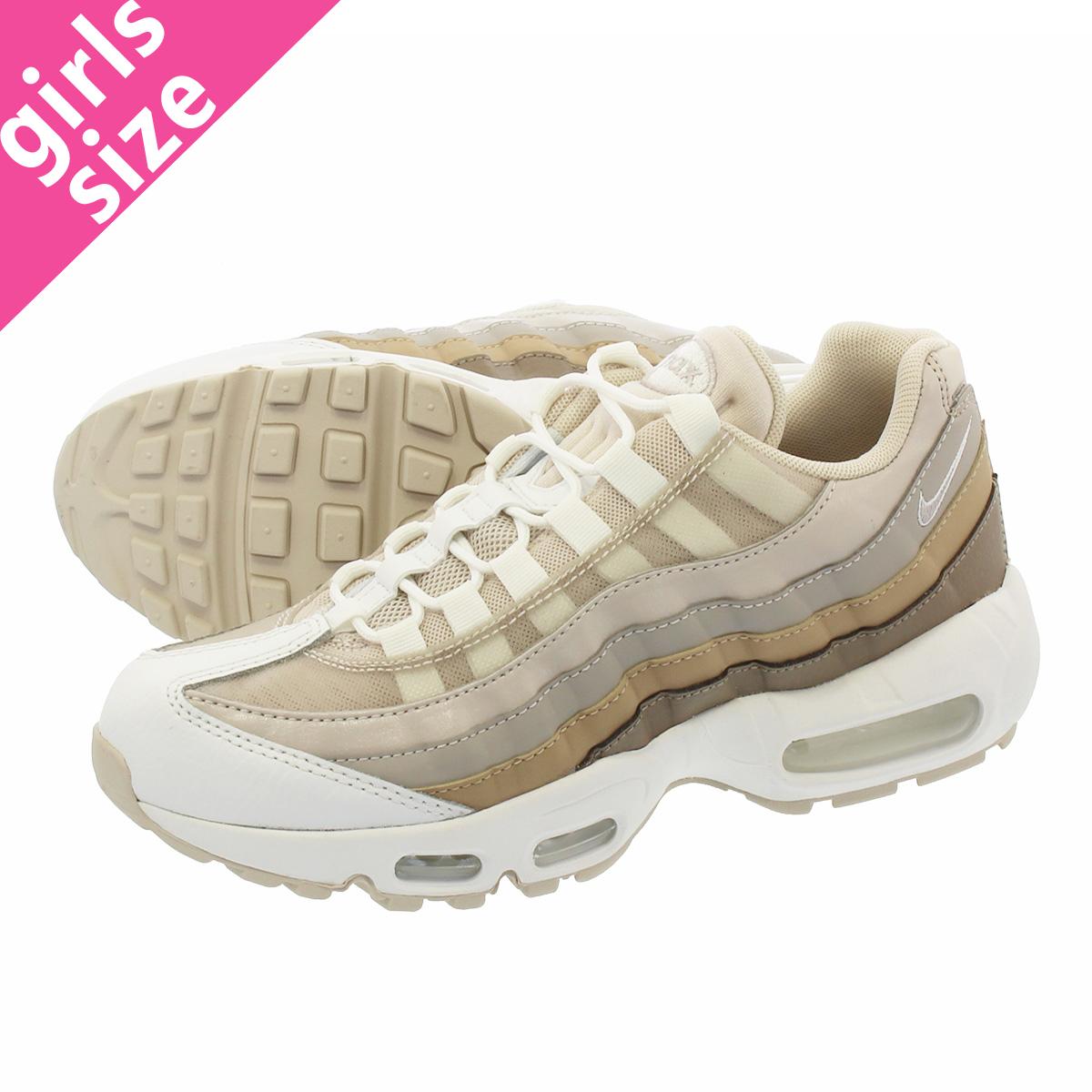 ad97a10765 NIKE WMNS AIR MAX 95 Nike women Air Max 95 DESERT SAND MOON PARTICLE 307960-