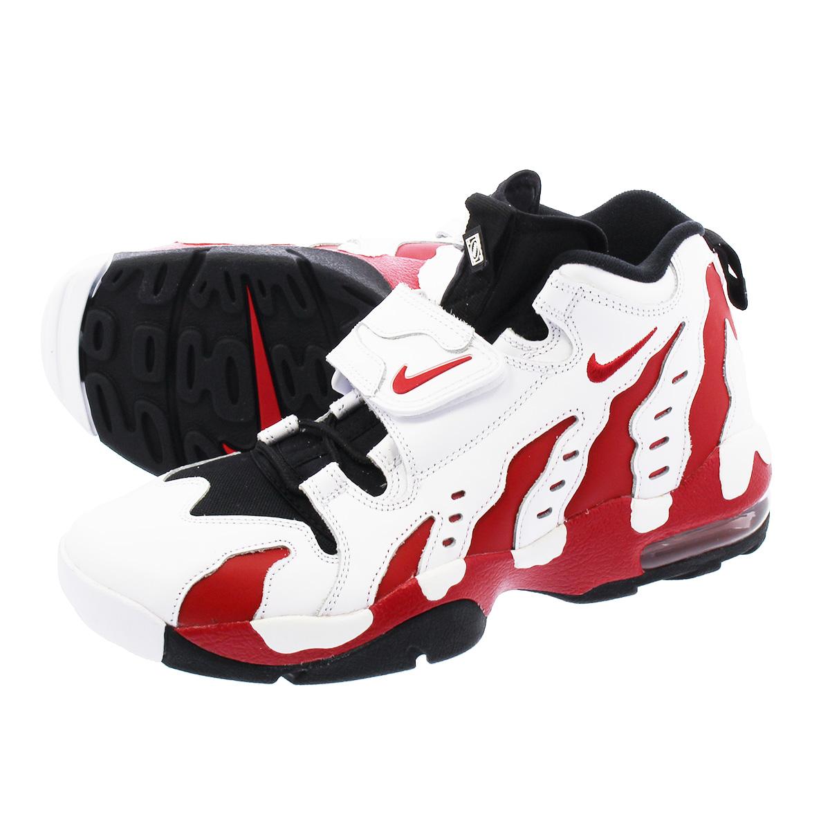 2d1d89f1db LOWTEX PLUS: NIKE AIR DT MAX 96 Nike air DT max 96 WHITE/VARSITY RED ...