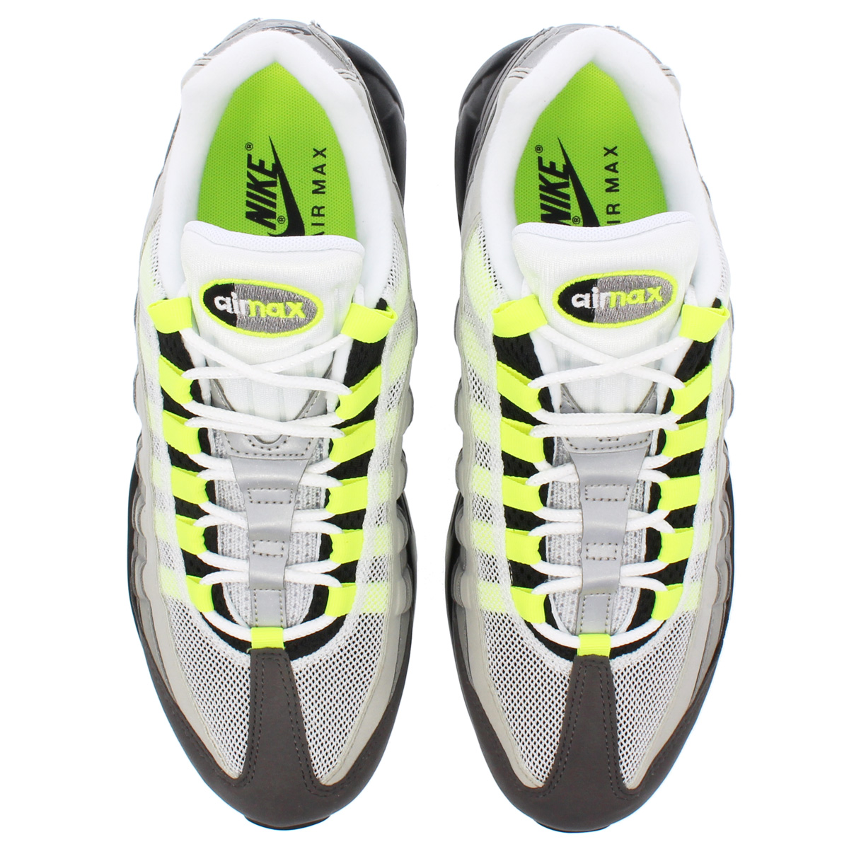 100% authentic 07e7b de10a NIKE AIR MAX 95 OG Nike Air Max 95 OG BLACK VOLT MEDIUM ASH DARK PEWTER