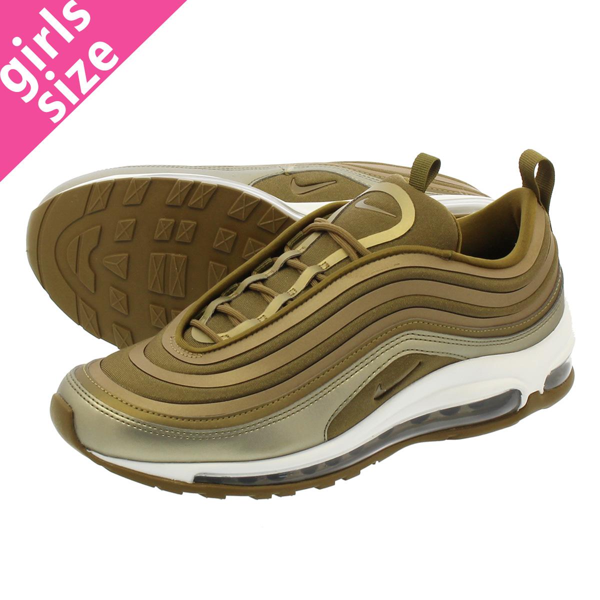 Womens Nike Air Max 97 Ultra '17 917704 901 Metallic
