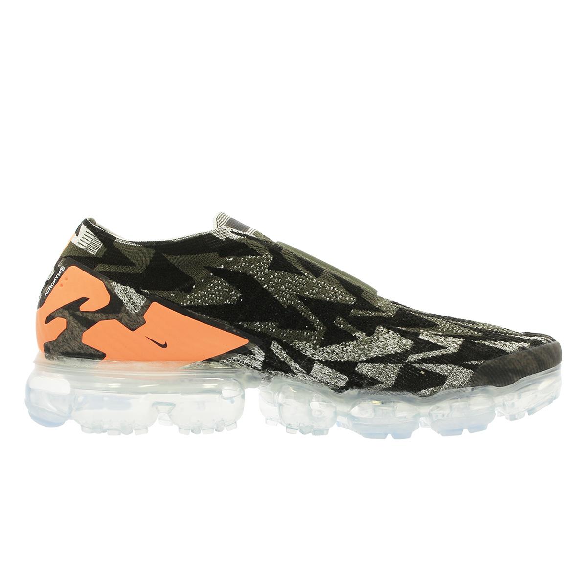 49e84c21dc7b NIKE X ACRONYM AIR VAPORMAX MOC 2 Nike X アクロニウムエアヴェイパーマックスモック 2 SAIL CARGO  KHAKI DARK STUCCO aq0996-102