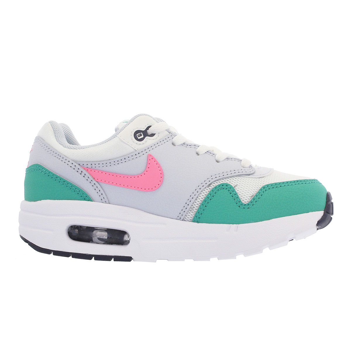NIKE AIR MAX 1 PS Kie Ney AMAX 1 PS SUMMIT WHITESUNSET PULSEKINETIC GREEN 807,603 105