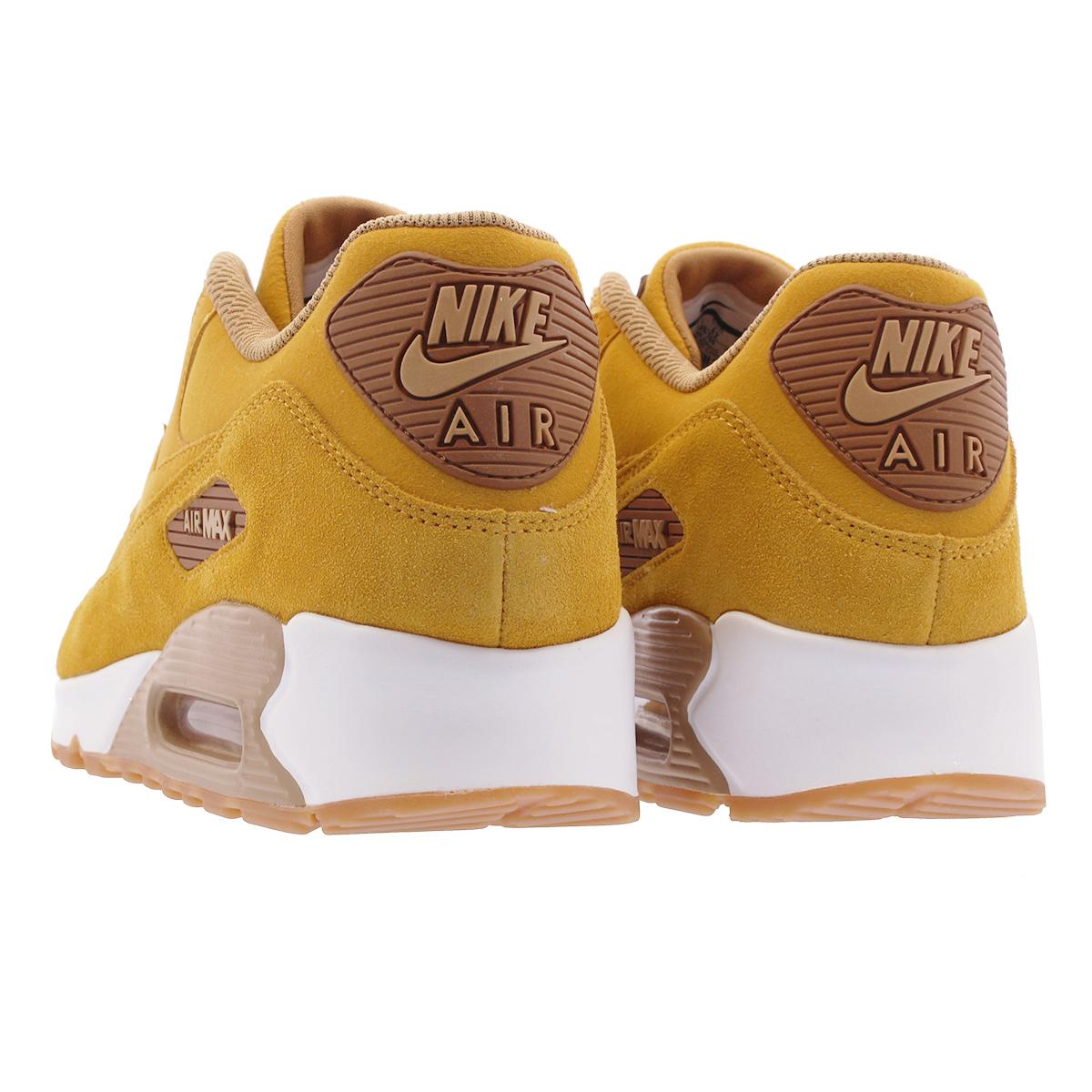 Nike Air Max 90 SE Yellow 881105 700 Women' Running Shoes